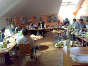 Fotky z jednání rady